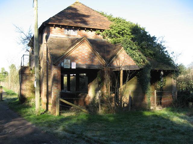 Farm Building by at Landens Farm