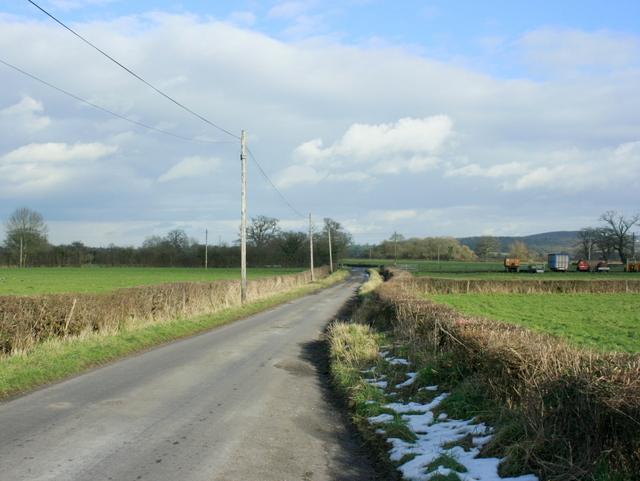 2009 : Tuckmarsh Lane