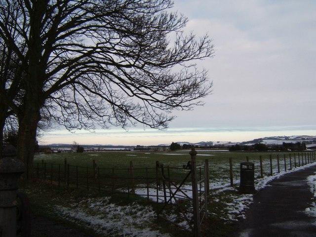 Towards Kingskettle