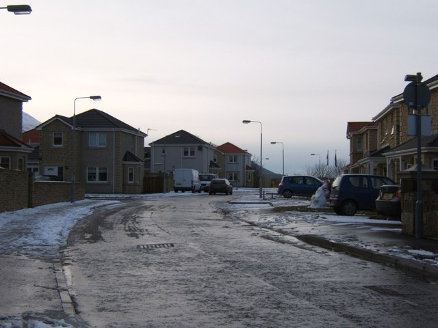 New Housing Estate