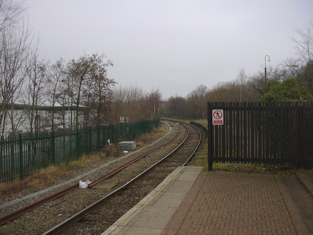 The Line to Colne
