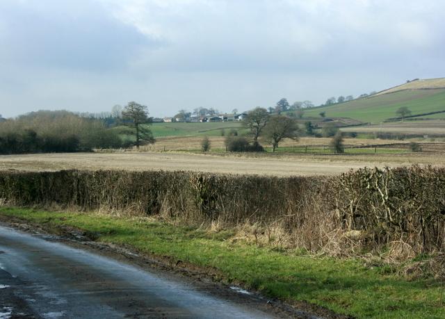 2009 : Farmland west of Priston