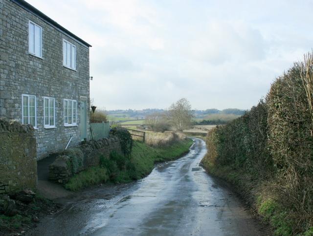 2009 : The lane to Farmborough