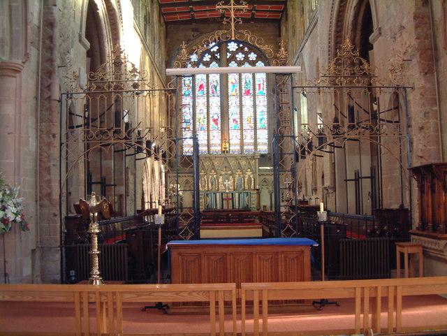 St Editha's Church, Chancel  (1)