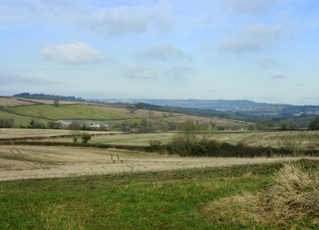 2009 : Fields west of Priston