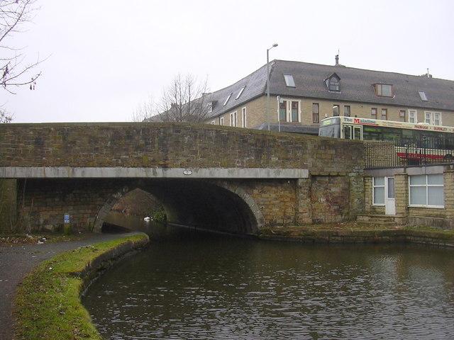 Colne Road Canal Bridge