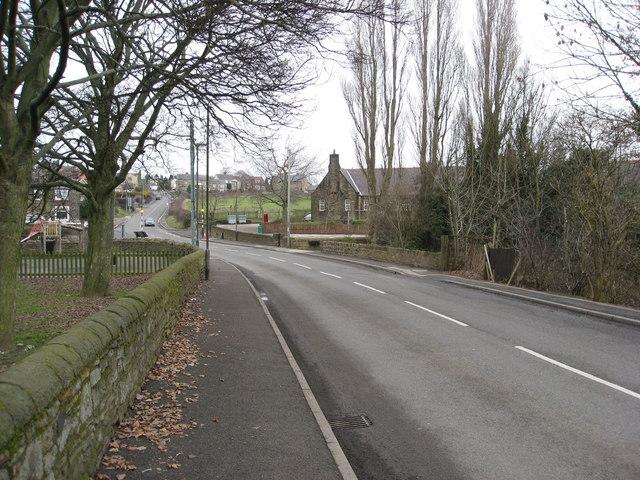 Ridgeway - Main Road