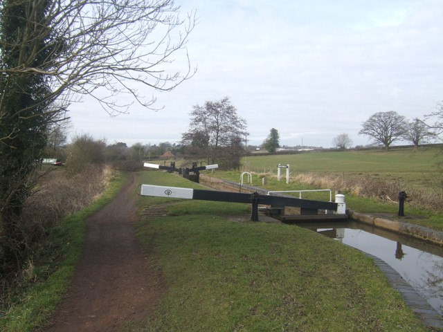 Worcester & Birmingham Canal - Lock 29