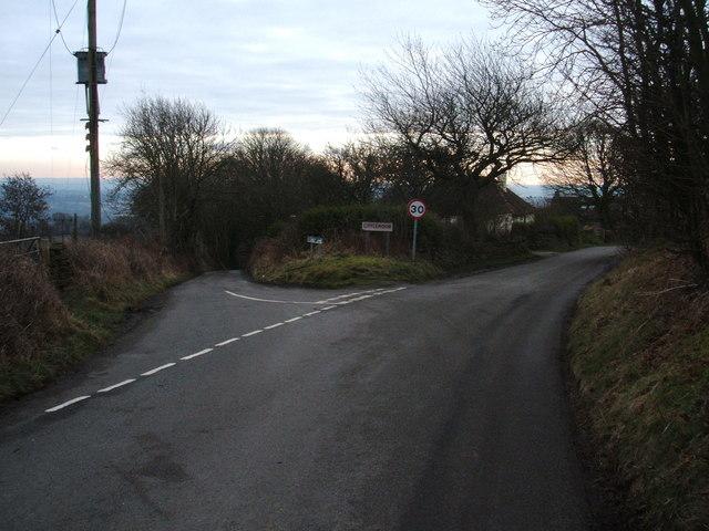 Approaching Littlemoor