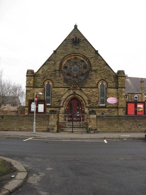 Mosborough - Methodist Church