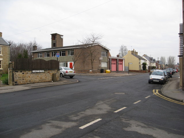 Mosborough - Fire Station