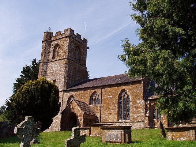 St. Mary's Church, East Chinnock