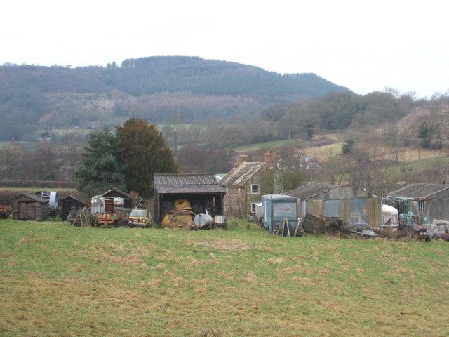 Farmyard  equipment
