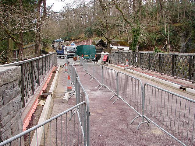 Devil's Bridge - Closed
