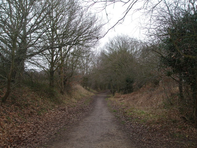 Marriot's Way footpath