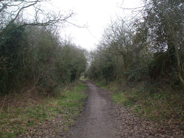 Marriot's Way footpath