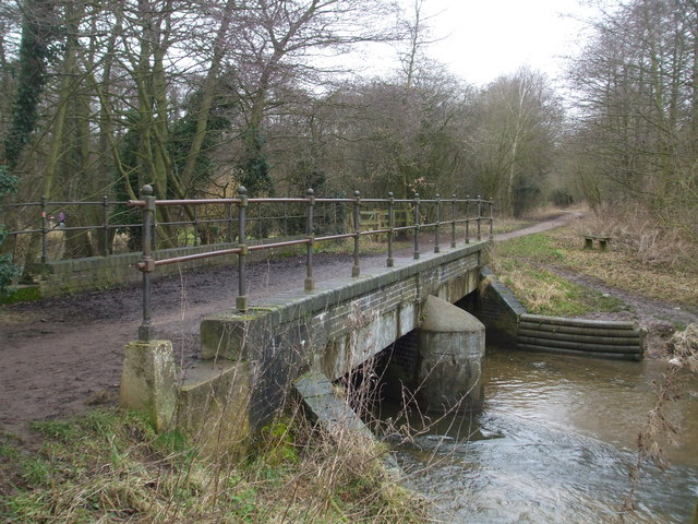 Old M&GN bridge