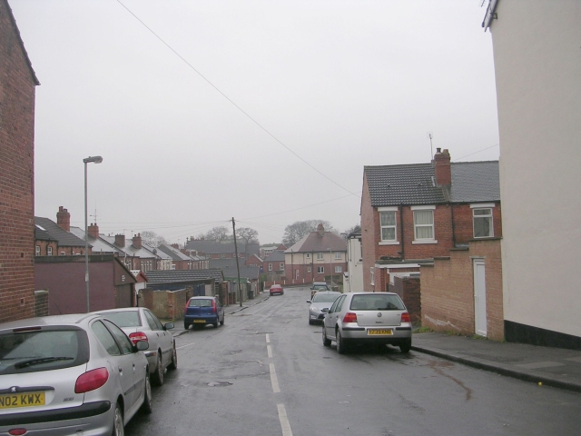 Queen Street - Ledger Lane