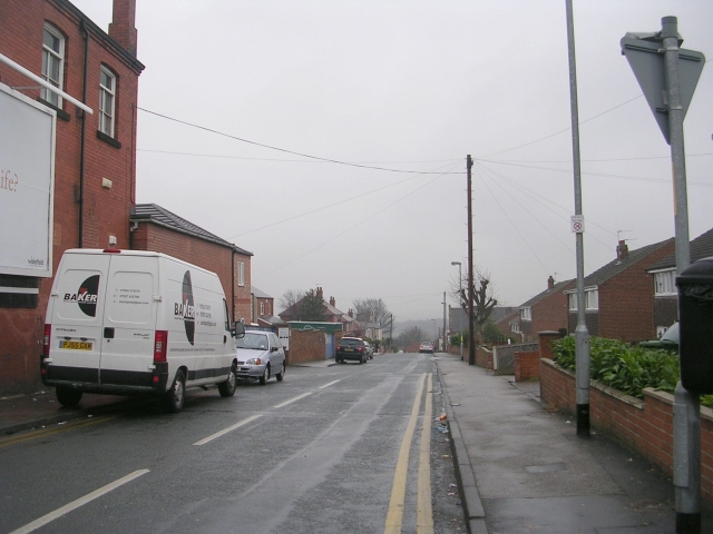 Bolus Lane - Leeds Road