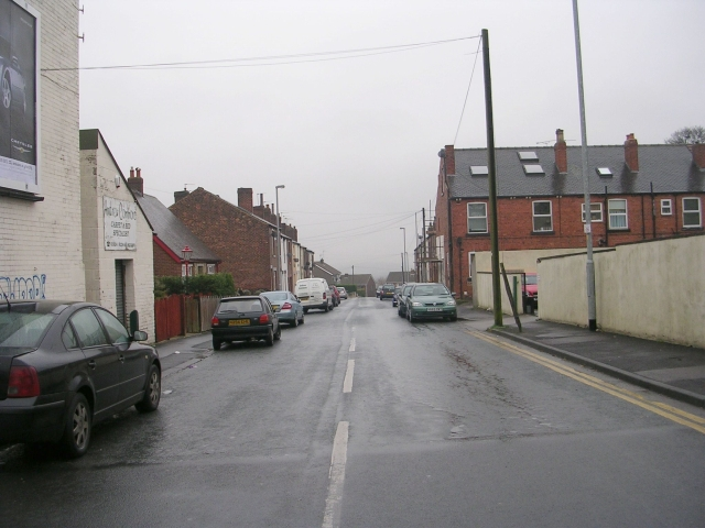 Moxon Street - Leeds Road
