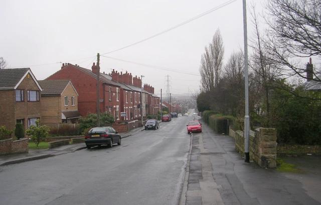 Church Lane - Leeds Road