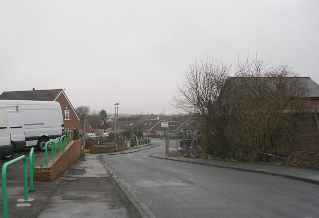 Edward Drive - Leeds Road