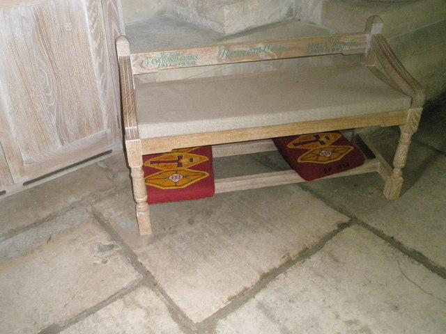 A delightful idea at Romsey Abbey