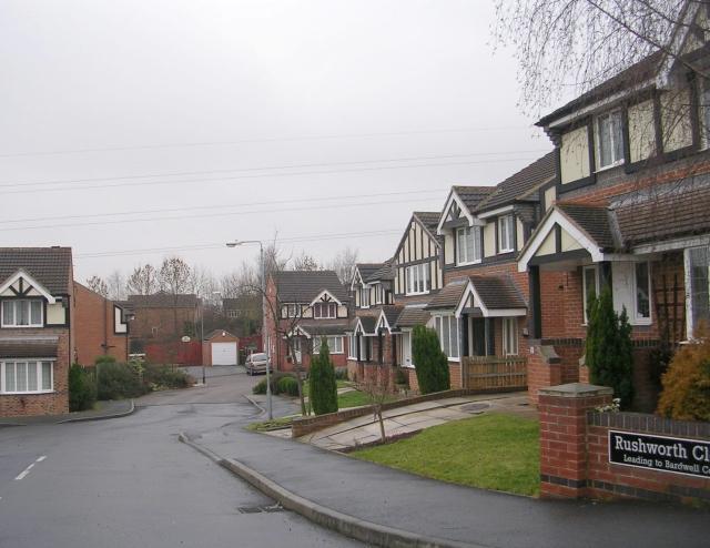 Rushworth Close - Baker Lane