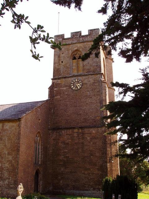 St. Mary's Church, East Chinnock, Clock Tower