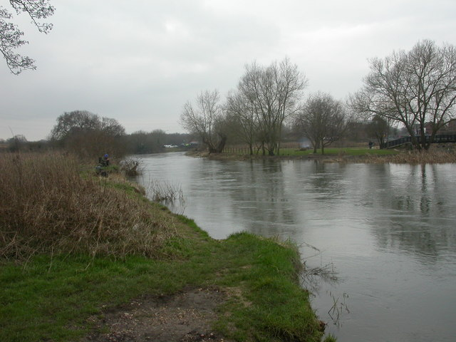 Longham, River Stour
