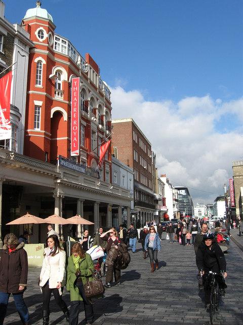 Theatre Royal, New Road
