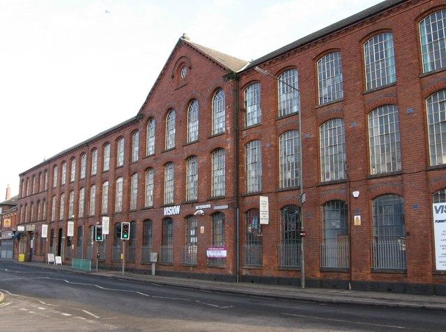 Derby - Osmaston Works