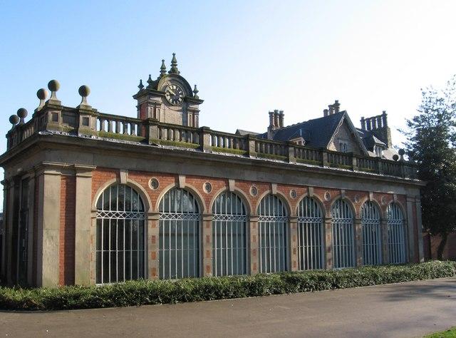 Derby - Arboretum Lodge