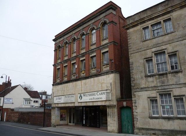 Warminster - Former  Brewery