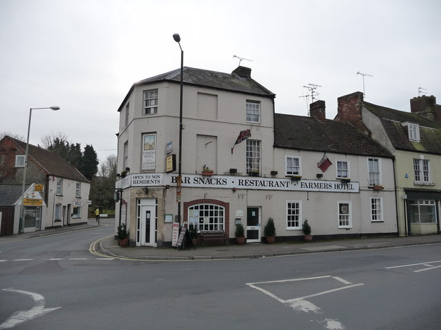 Warminster - The Farmers Hotel