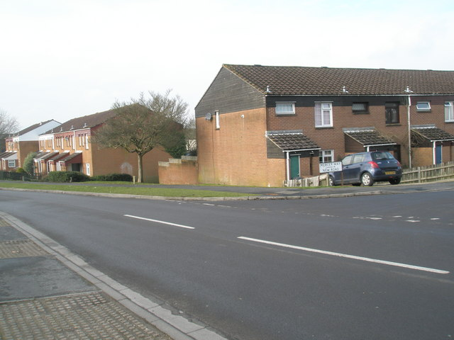 Junction of New Road and Mercer Way