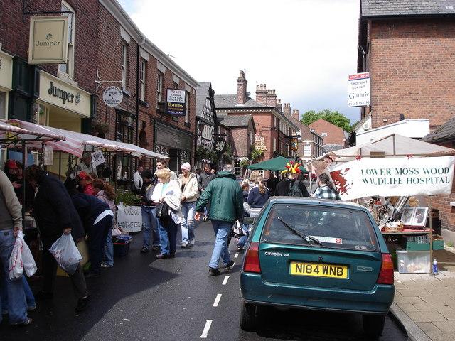 Knutsford - King Street