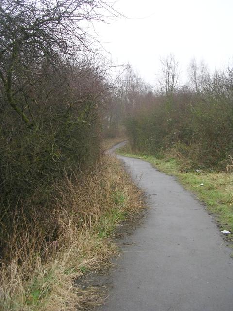 Trans Pennine Trail - Rooks Nest Road