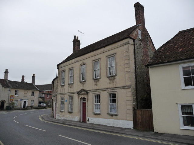Warminster - Restored House