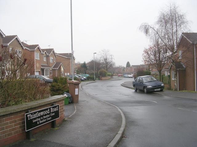Thistlewood Road - Broadmeadows