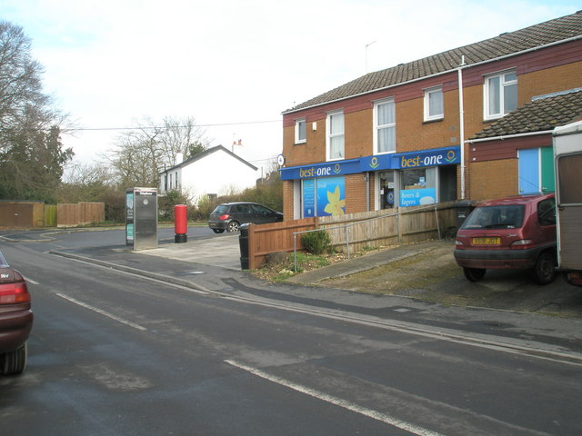 Shop in New Road