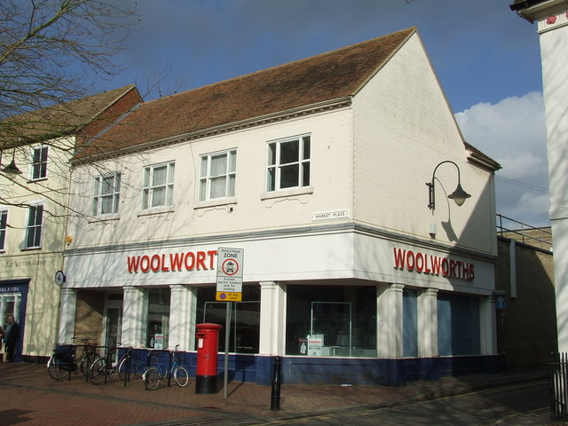 Woolworths Ely