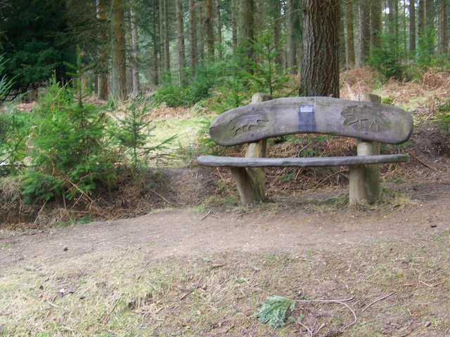 Seat, Alderhill Inclosure