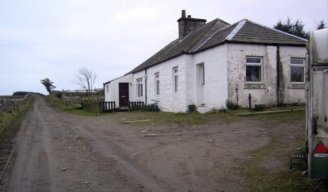 Nether Hazelfield Cottage