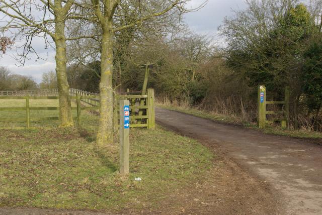 Bridleway to Dunchurch