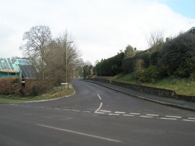 Junction of Capernham and Richmond Lanes