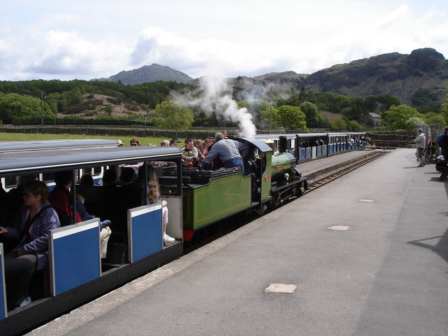 Dalegarth Station, Eskdale