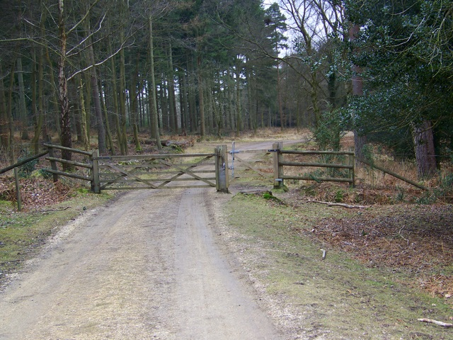 Gate, Sloden Inclosure