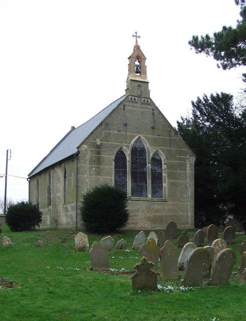 St.Mark's Church Ten Mile Bank