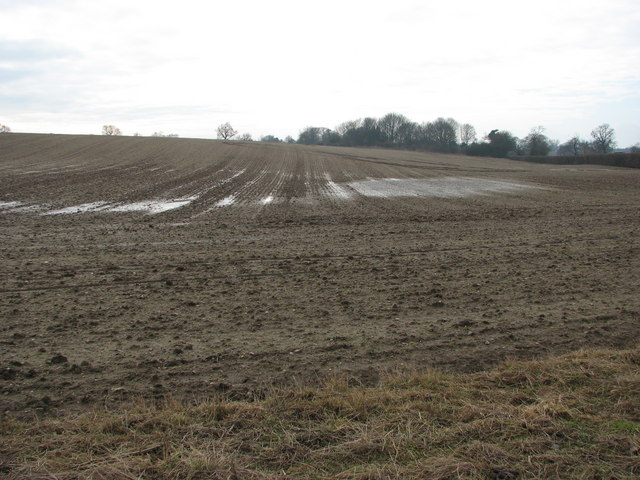 Field adjoining Potspoon Hole